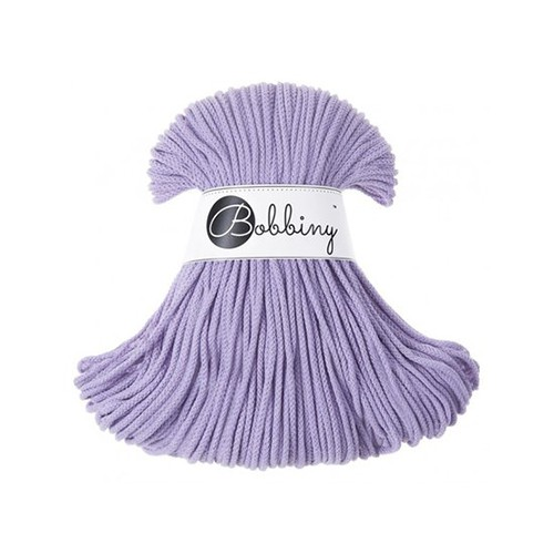 Bobbiny katoenkoord Junior 3mm Lavender