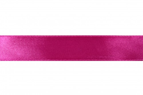 Lint satijn 20mm fuchsia